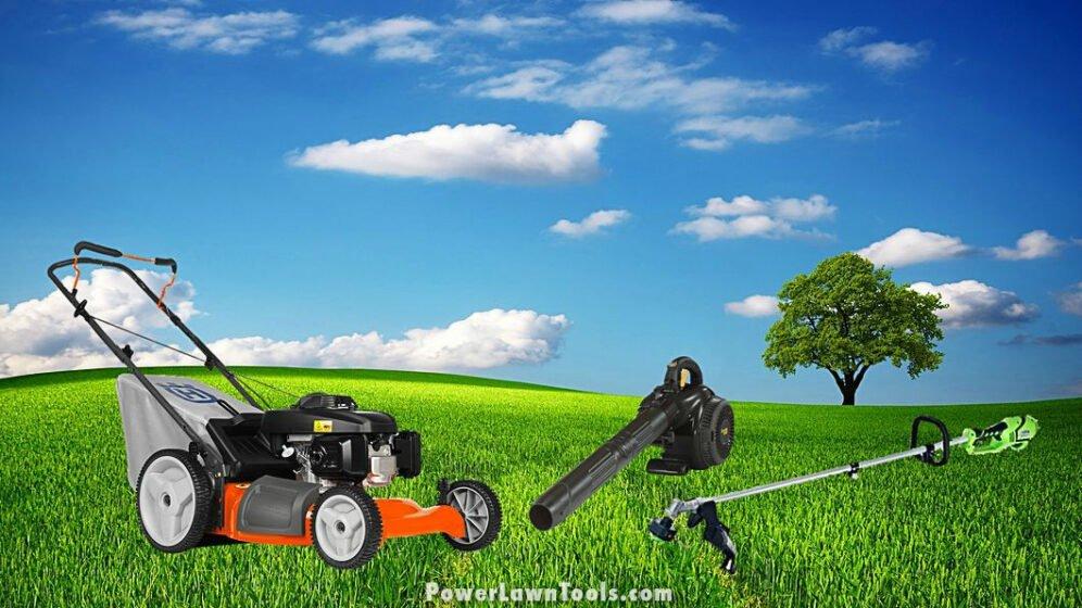 Prep Power Lawn Tools for Season