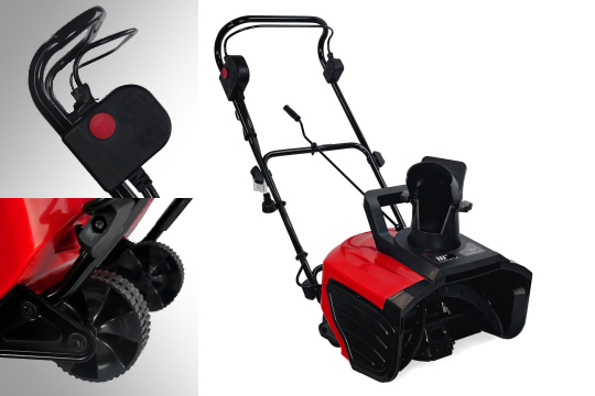 Ultra Electric 18-Inch Snow Blower