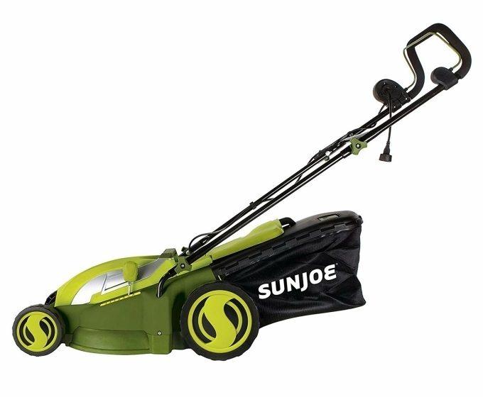 Sun Joe MJ403E 17-Inch 13-Amp Electric Lawn Mower