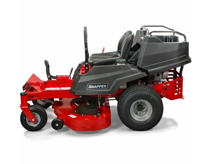 360z ZTR mower from Snapper