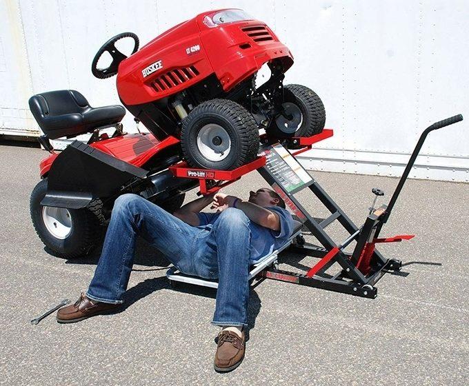 Pro Lift T-5305 Heavy Duty Lawn Mower Lift