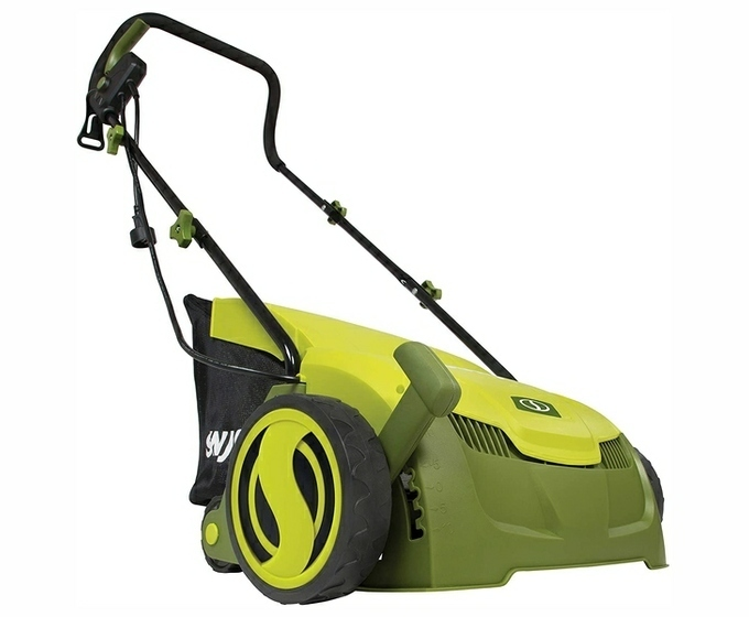 Sun Joe AJ801E 12 Amp Electric Lawn Dethatcher