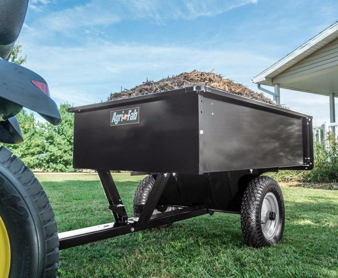 Agri-Fab 45-0101 750-lb Tow Behind Dump Cart