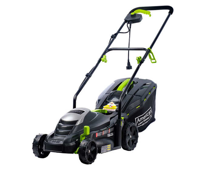 American Lawn Mower 50514 Corded Electric Lawn Mower