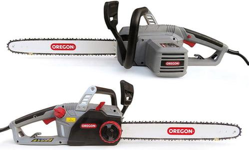 Oregon CS1500 Corded Electric Chainsaw Views